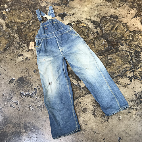 40's OshKosh B'gosh Denim Overalls