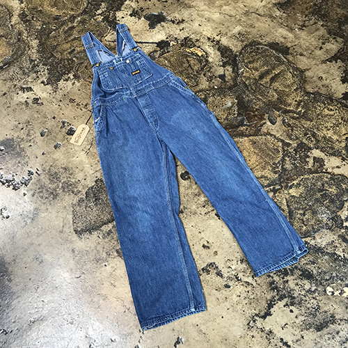 Big Smith Denim Overalls