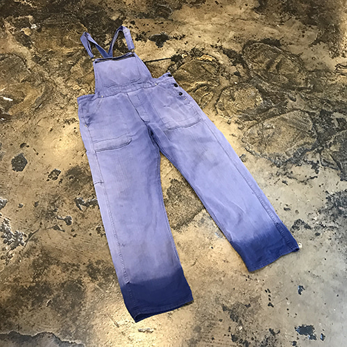 French Work HBT Overalls