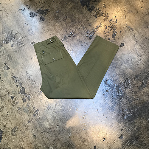 UK Miitary Fatigue Pants